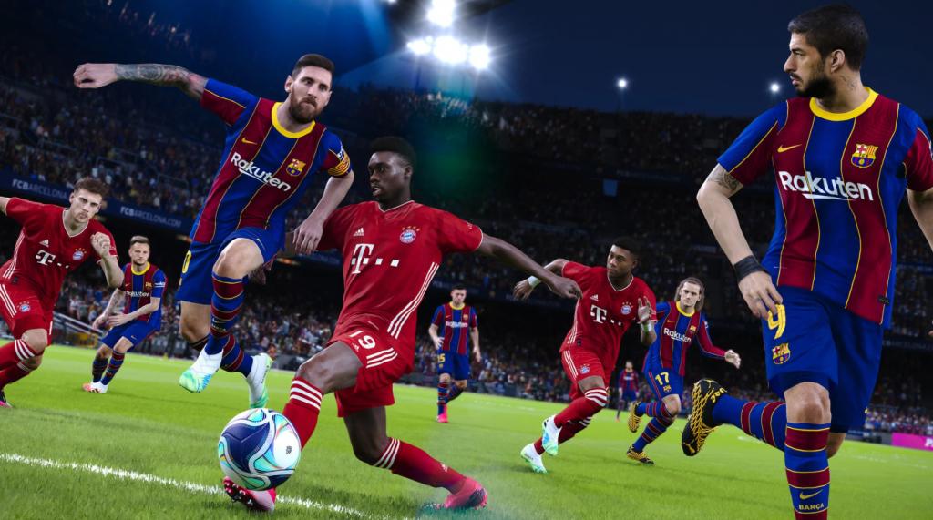 Neymar é o novo embaixador da série e Football PES, da Konami
