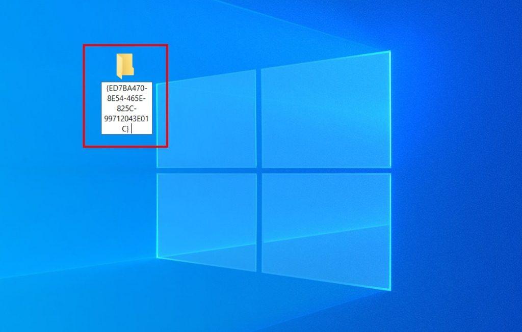 Como habilitar o God Mode no Windows 10 e 11 - Passo 2