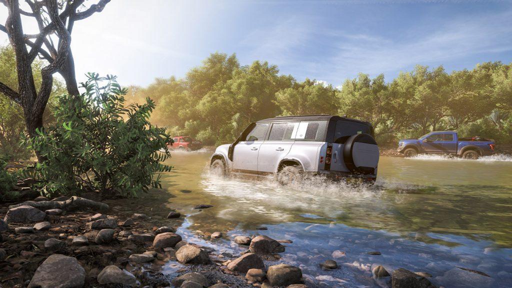 Imagem do game Forza Horizon 5