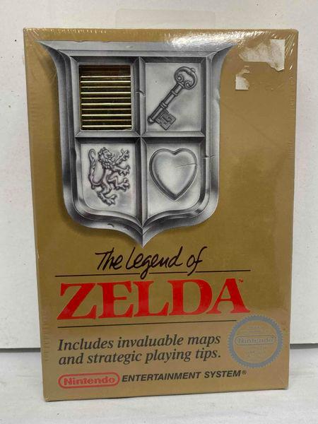 Zelda lacrado - NES